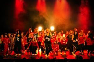 Dansshow 2012
