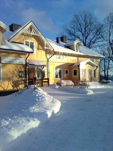 Vinterlandskap